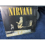 Nirvana  Cd Live At Reading   2009   Universal Music