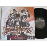 Nocturnal Rites In A Time Of Blood And Fire Lp Metallica