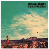 Noel Gallagher's - High Flying Birds - Who Built The Moon Cd