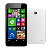 Nokia Lumia 630   Dual Chip  Quad core 1 2ghz  5 Mp