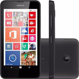 Nokia Lumia 635   4g  Windows 8 1  Quad core   De Vitrine