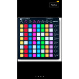 Novation Launchpad Mk2 Midi Usb Rgb Pad Controller