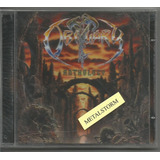 Obituary   Anthology Cd Nacional Lacrado Raro
