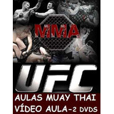 Oferta  Aulas Muay Thai   2 Dvds  Pague Com Mercado Pago
