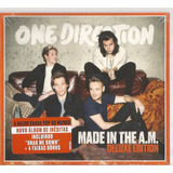 One Direction Made In The A m Ed Deluxe Cd Original Novo