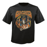 Orchid   decadence T Shirt  100%  L