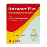 Osteocart Plus Labyes   120 Comprimidos   Full