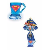 Ovo De P�scoa Superman Com Caneca Que Brilha Chocolate 150 G