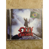 Ozzy Osbourne Cd Scream Brasil Edition Lacrado C  Bônus