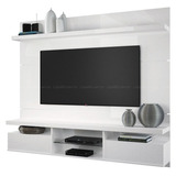 Painel Home Theater Suspenso Livin 1 8 Branco Hb M�veis