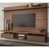 Painel Home Theater Suspenso Livin 2 2 Mocchiato Hb M�veis