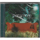 Paramore - Cd All We Know Is Falling - Lacrado!