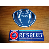 Patch Champions 2014   Respect Uefa Lextra   Vers�o Shop
