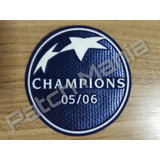 Patch Oficial Campeão Uefa Champions League 05 06 Barcelona