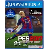 Patch Pes World Edition Libertadores Vs Uefa 2017 Ps2 Frete