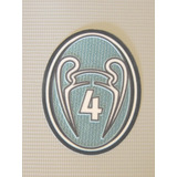 Patch Ta�a Uefa Champions League Trophy 2013 Termocolante