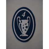 Patch Taça Uefa Champions League Trophy Termocolante