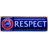 Patch Uefa Respect