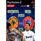 Patch We10: Comenbol Vs Uefa 2012