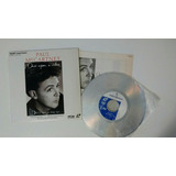 Paul Mccartney Once Upon A V�deo The Beatles 8  Laser Disc