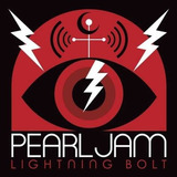 Pearl Jam Lightning Bolt Cd Lacrado Original Raro