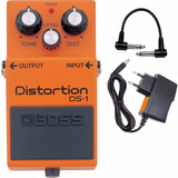 Pedal Boss Ds 1 Distortion Ds1   Fonte Loja Kadu Som