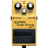 Pedal Boss Sd 1 | Super Overdrive | Guitarra