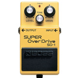 Pedal Guitarra Efeito Boss Sd 1 Super Overdrive Sd1