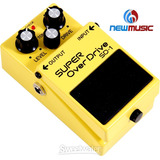 Pedal P guitarra Boss Sd1 Super Over Drive