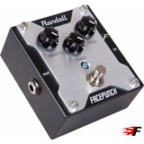 Pedal Randall Facepunch Pedal Overdrive Punch Frete Gratis