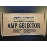 Pedal Voodoo Lab Amp Selector   Made In U s a