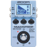 Pedal Zoom Ms 70cdr Multistomp Ms 70 Cdr Com Nota Fiscal