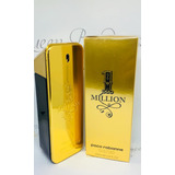 Perfume One Million Edt  200ml   100% Original   Amostra