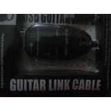 Placa  Interface Guitar Link Usb  P windows E  Mac