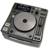 Placa Completa Display Cdj Denon Dns 1000