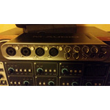 Placa M Audio Fast Track Ultra 8x8 Interface