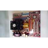 Placa Mãe Amd 754 Pc Chips A31g