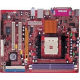 Placa M�e M861g Pc Chips M861 Soquete 754  Sempron Athlon 64