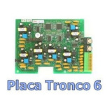 Placa Tronco 6 Digistar Anal�gico  Xt 42 72