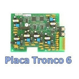 Placa Tronco  6  Pabx Digistar Xip130