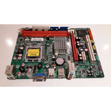Placa m�e Pcware G41 Ipm41 d3 775 At� 8gb Ddr3