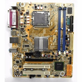 Placa m�e Pcware Ipm41 Intel 775 Ddr2 At� Quad Core