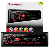 Player Automotivo Pioneer Mvh 078ub Entrada Usb E Auxiliar