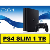 Playstation 4 Slim 1tb Ps4 Ultimate Edition Lançamento