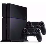 Playstation 4 Sony 1tb Ps4   2 Controles