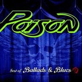 Poison Best Of Ballads & Blues Cd Novo Lacrad Import Usa