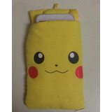 Pokémon   Capa Celular Pikachu Iphone E Similares