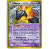 Pokemon Typhlosion Holofoil Delta Species Dragon Frontier