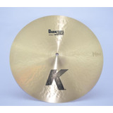 Prato Zildjian K Dark Thin Crash 16