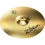 Prato Zildjian Planet Z Plz16c Crash Ataque 16